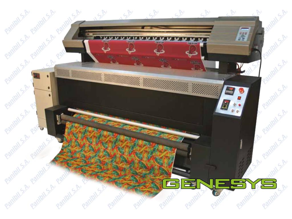 Genesys 6400TX - Sublimación directa