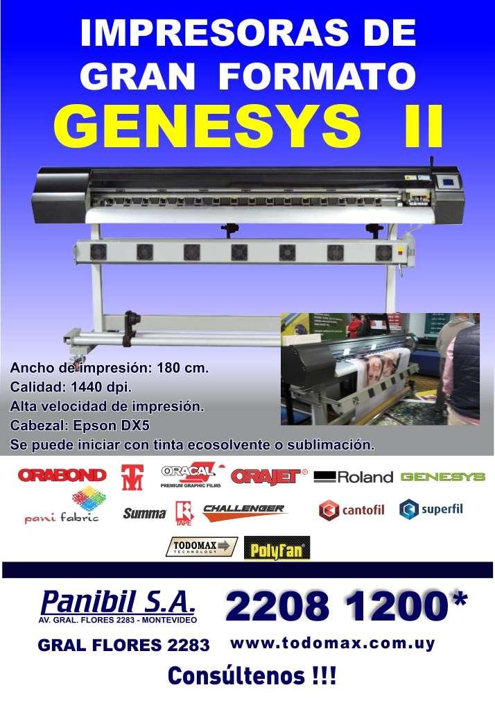 genesys 2.2