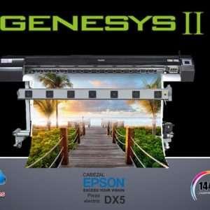 Genesys II impresora de gran formato